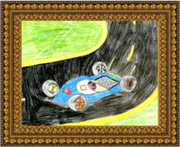 Yingling's Auto Service | Kid's Art Contest 2014