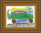 Yingling's Auto Service | Kid's Art Contest 2009
