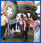 Yingling's Auto Service | Women's Car Care Clinic 2010